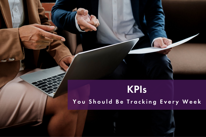 KPI examples for small business: 5 KPIs you should be watching closely every week
